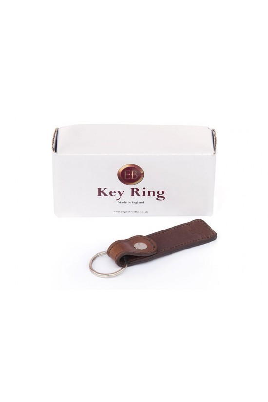 EB Handcrafted Leather Keyring