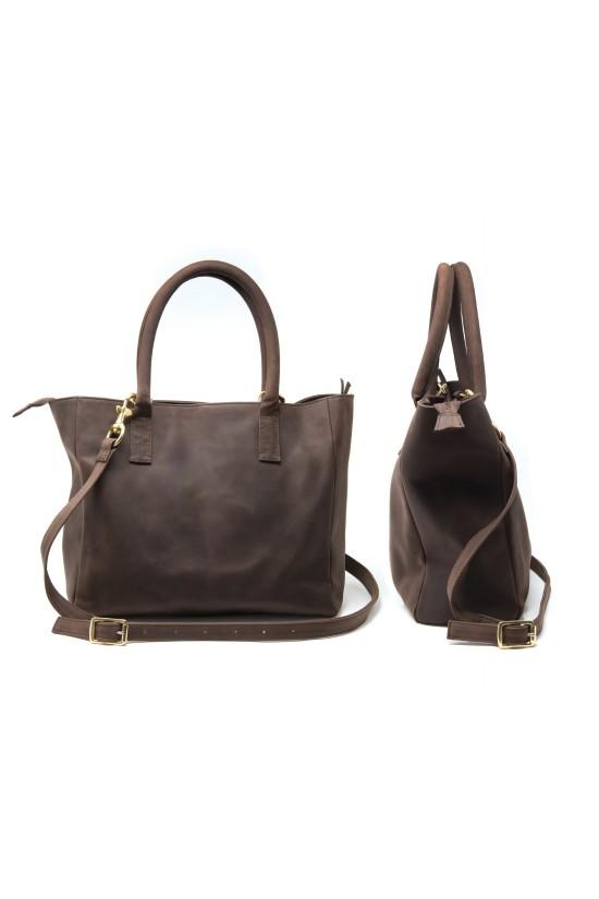 EB Leather Ladies' Handbag