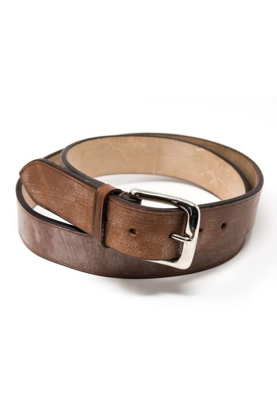 EB Oak Bark Leather Belt