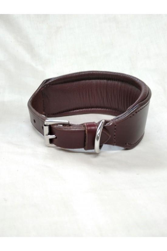 EB Padded Greyhound Collar